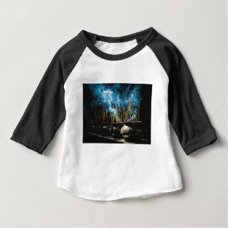 Camiseta Para Bebê Incenso da cerâmica