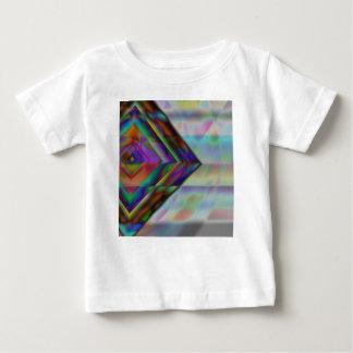 Camiseta Para Bebê Inclinação da vida nocturna