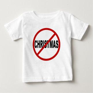 Camiseta Para Bebê Indicação permitida Natal do sinal do ódio