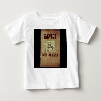 Camiseta Para Bebê Inoperante ou vivo querido