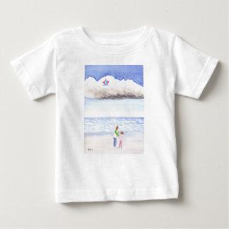 Camiseta Para Bebê Insectos altos