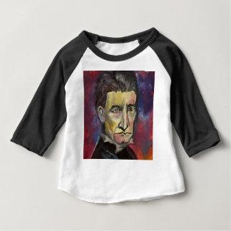 Camiseta Para Bebê #Insta de John Brown