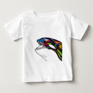 Camiseta Para Bebê Instintos de assassino