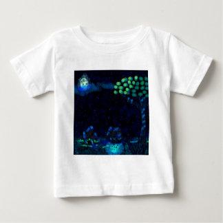 Camiseta Para Bebê Intitulado
