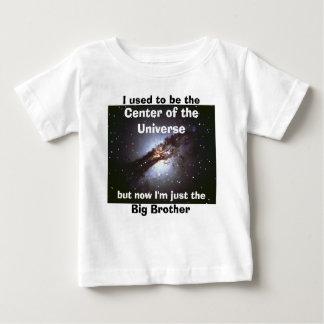 Camiseta Para Bebê Irmão novo