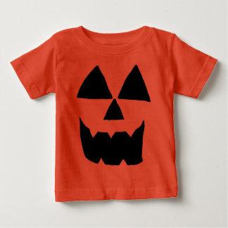Camiseta Para Bebê Jackolantern enfrenta