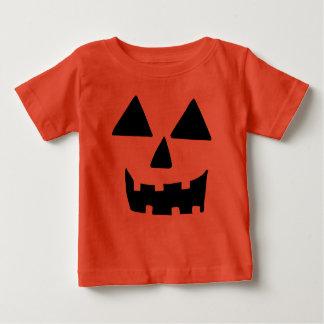 Camiseta Para Bebê Jackolantern engraçado enfrenta