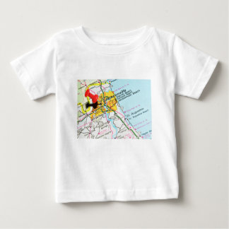 Camiseta Para Bebê Jacksonville, Florida