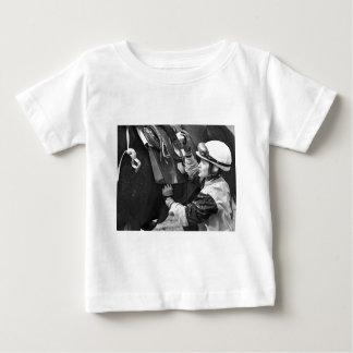 Camiseta Para Bebê Jacqueline Davis