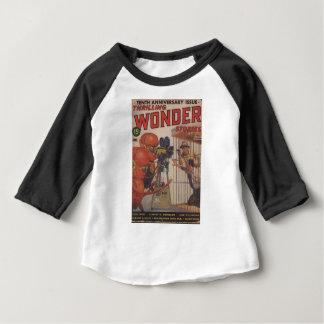Camiseta Para Bebê Jardim zoológico humano