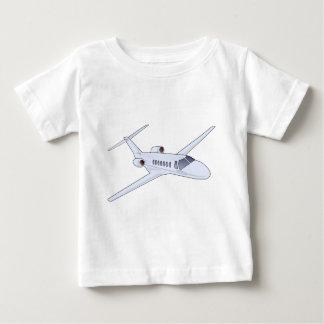 Camiseta Para Bebê Jato privado