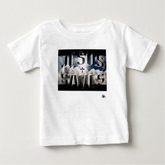 Camiseta Para Bebê Jesus salvar