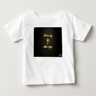 Camiseta Para Bebê Jesus salvar 2