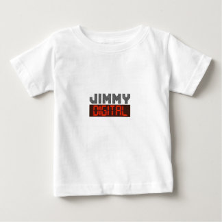 Camiseta Para Bebê Jimmy Digital