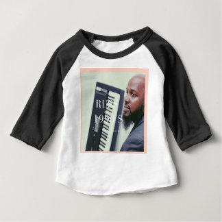 Camiseta Para Bebê Jogador de teclado de Russ