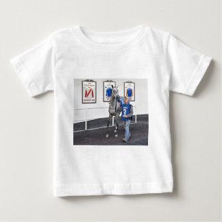 Camiseta Para Bebê Jogo unificado pela taxa de câmbio