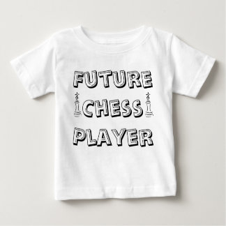 Camiseta Para Bebê Jogos futuros da HASTE das crianças da criança do