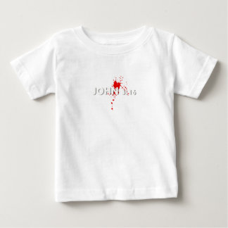 Camiseta Para Bebê john 316