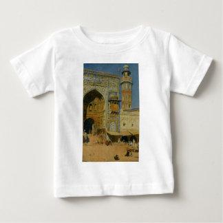 Camiseta Para Bebê Jumma Musjed Lahore India pelo senhor Semana de