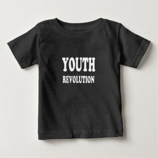 Camiseta Para Bebê Juventude