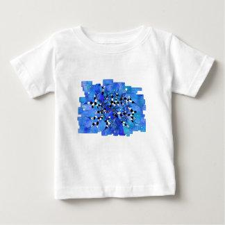 Camiseta Para Bebê Katelous - mundo congelado do cobra