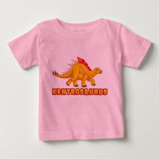Camiseta Para Bebê Kentrosaurus