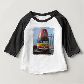 Camiseta Para Bebê Key West