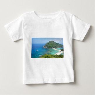Camiseta Para Bebê Koh Tao Tailândia