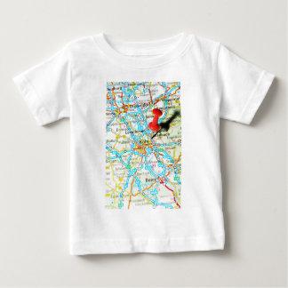 Camiseta Para Bebê Köln, água de Colônia, Alemanha