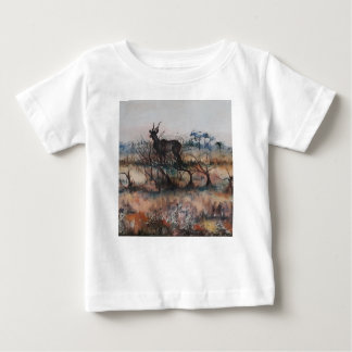 Camiseta Para Bebê Kudu Bull
