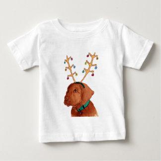 Camiseta Para Bebê Laboratório do feriado do chocolate