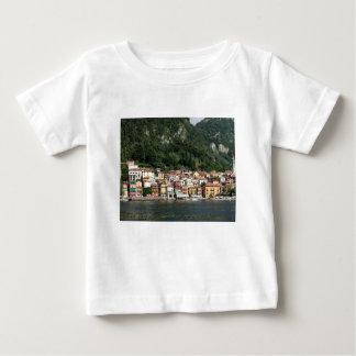 Camiseta Para Bebê Lago Como