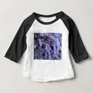 Camiseta Para Bebê Lavanda