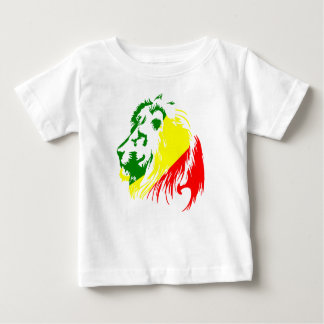 Camiseta Para Bebê Leão King