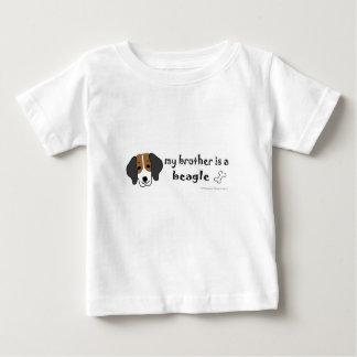Camiseta Para Bebê lebreiro