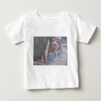 Camiseta Para Bebê Lebreiro curioso