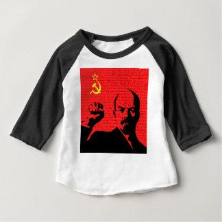 Camiseta Para Bebê Lenin