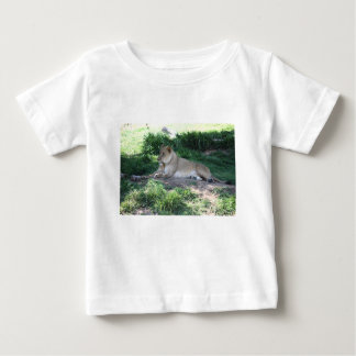 Camiseta Para Bebê Leoa