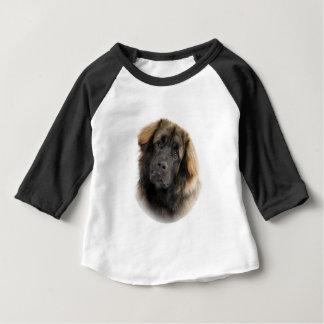 Camiseta Para Bebê Leonberger