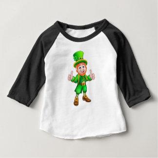 Camiseta Para Bebê Leprechaun do dia de Patricks do santo dos