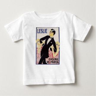 Camiseta Para Bebê Leslie!