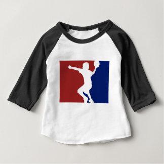 Camiseta Para Bebê Liga de Dodgeball