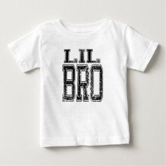 Camiseta Para Bebê Lil Bro