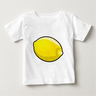 Camiseta Para Bebê Limão