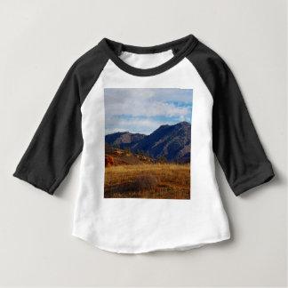 Camiseta Para Bebê Lince Ridge