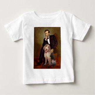 Camiseta Para Bebê Lincoln - Spinone Italiano 6