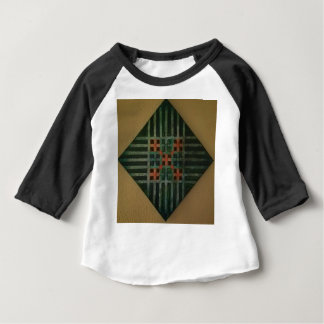 Camiseta Para Bebê Linha arte 1
