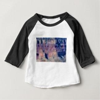 Camiseta Para Bebê linhas do deserto