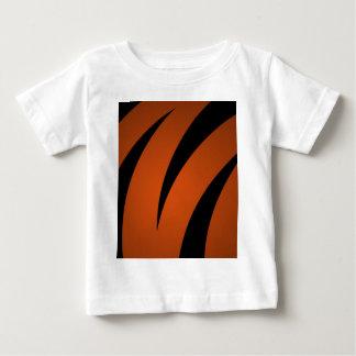 Camiseta Para Bebê Listras