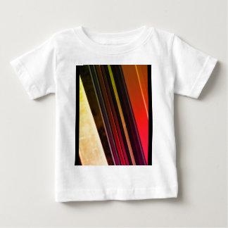 Camiseta Para Bebê listras abstratas